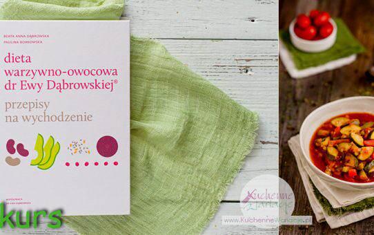 """Konkurs – wygraj książkę """"Dieta warzywno-owocowa dr Ewy Dąbrowskiej – przepisy na wychodzenie"""""""
