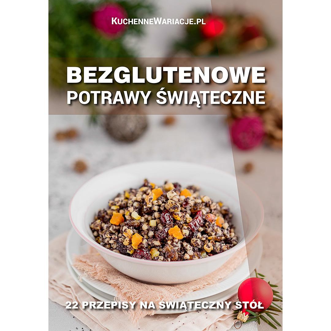 """e-book """"Bezglutenowe potrawy świąteczne"""""""