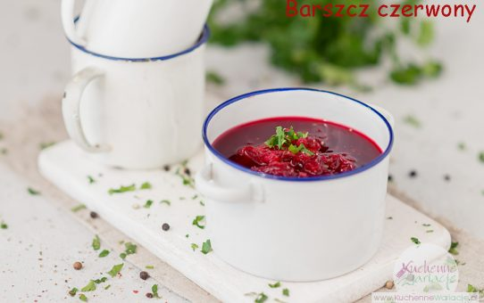 Barszcz czerwony (post Dąbrowskiej)